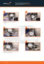 Αντικατάσταση Ψαλίδια πίσω και εμπρος ALFA ROMEO GT: οδηγίες pdf
