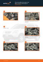 Πώς αλλαγη και ρυθμιζω Λάδι κινητήρα HONDA CR-V: οδηγός pdf