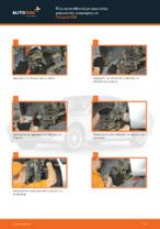Αλλαγή Αμορτισέρ PEUGEOT 406: εγχειριδιο χρησης