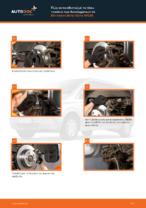 Πώς αλλαγη και ρυθμιζω Τακάκια Φρένων MERCEDES-BENZ VIANO: οδηγός pdf
