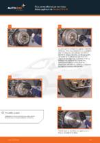 Οι συστάσεις του μηχανικού αυτοκινήτου για την αντικατάσταση HONDA Honda CR-V III 2.0 i 4WD (RE5) Ρουλεμάν τροχών