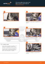 Οι συστάσεις του μηχανικού αυτοκινήτου για την αντικατάσταση SKODA Skoda Octavia 1u 1.6 Βάση Αμορτισέρ