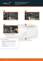 Αντικατάσταση Αμορτισέρ εμπρος DODGE μόνοι σας - online εγχειρίδια pdf