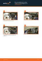 Πώς αντικαθιστούμε τα πίσω τακάκια των δισκόφρενων σε Volkswagen T5