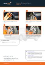 Οι συστάσεις του μηχανικού αυτοκινήτου για την αντικατάσταση AUDI Audi 80 b4 2.0 E Τακάκια Φρένων