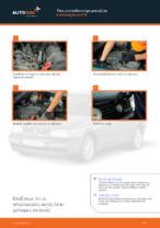 Πώς αντικαθιστούμε μπουζί σε Volkswagen Golf III