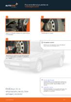 Πώς αντικαθιστούμε μπαλάκι σε Volkswagen Golf III
