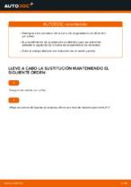 Reemplazar Rótula barra de acoplamiento VW GOLF: pdf gratis