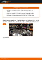 Comment remplacer l'huile moteur et un filtre à huile sur une VOLKSWAGEN GOLF V