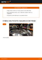 Ako vymeniť motorový olej a olejový filter na VOLKSWAGEN GOLF V