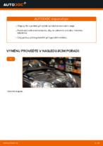 Jak vyměnit motorový olej a olejový filtr na VOLKSWAGEN GOLF V