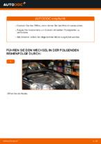 Austauschen von Motorölfilter Anweisung PDF für VW GOLF