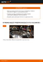 Jak wymienić klocki hamulcowe przedniego hamulca tarczowego w VOLKSWAGEN GOLF V