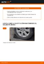 Manual online sobre el cambio de Bieletas de Suspensión por su cuenta en VW GOLF