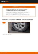 PDF manuale sulla manutenzione GOLF