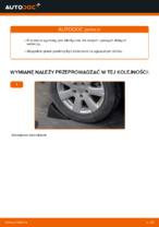 Samodzielna wymiana Wahacz poprzeczny lewy i prawy VW - online instrukcje pdf