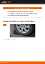 Naučte se jak opravit problémy s přední Tlumic perovani VW