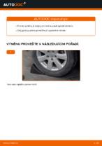 Naučte se jak opravit problémy s přední a zadní Rameno Zavesenia Kolies VW