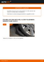 Montage Lenker Radaufhängung VW GOLF V (1K1) - Schritt für Schritt Anleitung