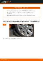 Stabilisatorstang veranderen VW GOLF: werkplaatshandboek