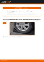 Hoe Subframe rubbers vervangen en installeren VW GOLF: pdf tutorial