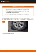 Comment remplacer les ressorts de suspension arrière sur une VOLKSWAGEN GOLF V
