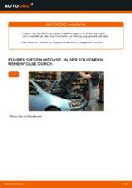 Luftfiltereinsatz Auto Ersatz tauschen: Online-Tutorial für FIAT PUNTO