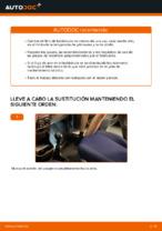 Tutorial de reparación y mantenimiento de Fiat Punto mk3 199