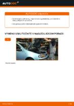 Dielenská príručka FIAT stiahnuť