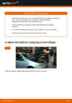 Jak vyměnit přední brzdové kotouče na FIAT PUNTO II (188)