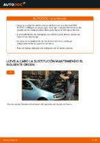 Cambiar Discos de Freno FIAT PUNTO: manual de taller