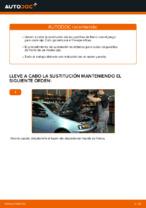 Instalación Pastilla de freno FIAT PUNTO (188) - tutorial paso a paso