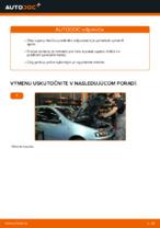 FIAT Tlmiče perovania zadné a predné vymeniť vlastnými rukami - online návody pdf