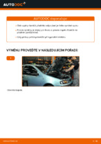 Podrobný průvodce opravami pro Fiat Punto Evo
