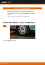 Jak vyměnit přední vzpěru stabilizátoru na FIAT PUNTO II (188)