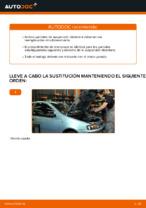 Cómo reemplazar un puntal amortiguador delantero en un FIAT PUNTO II (188)