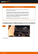Jak wymienić filtr kabinowy w VOLKSWAGEN GOLF IV