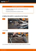 Jak vyměnit vzduchový filtr motoru na VOLKSWAGEN GOLF IV