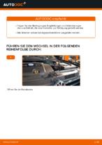 Wie Sie den Motorluftfilter am VOLKSWAGEN GOLF IV ersetzen