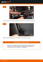 Remplacement Essuie-Glaces VW GOLF : instructions pdf