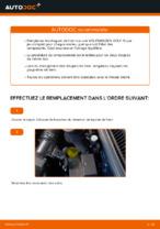 Comment remplacer des disques de frein avant sur une VOLKSWAGEN GOLF IV
