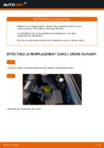 Comment remplacer les plaquettes de frein à disque avant sur une VOLKSWAGEN GOLF IV