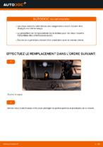Comment remplacer les ressorts de suspension avant sur une VOLKSWAGEN GOLF IV
