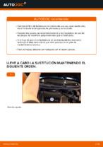 Guía de reparación paso a paso para Golf 3