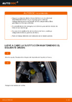 Reemplazar Kit de frenos de disco VW GOLF: pdf gratis