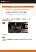 Cuándo cambiar Muelle de chasis VW GOLF IV (1J1): manual pdf