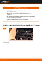 VW käyttöohjekirja verkossa