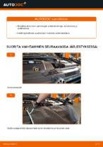 Ilmaiset ohjeet verkossa kuinka vaihtaa Ilmansuodatin VW GOLF IV (1J1)