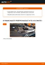 Jak wymienić filtr powietrza silnika w VOLKSWAGEN GOLF IV