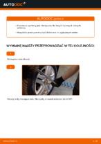 Jak wymienić i wyregulować Wahacz koła VW GOLF: poradnik pdf
